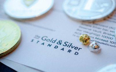 Metex Exchange liệt kê Tiêu chuẩn vàng và Tiêu chuẩn bạc