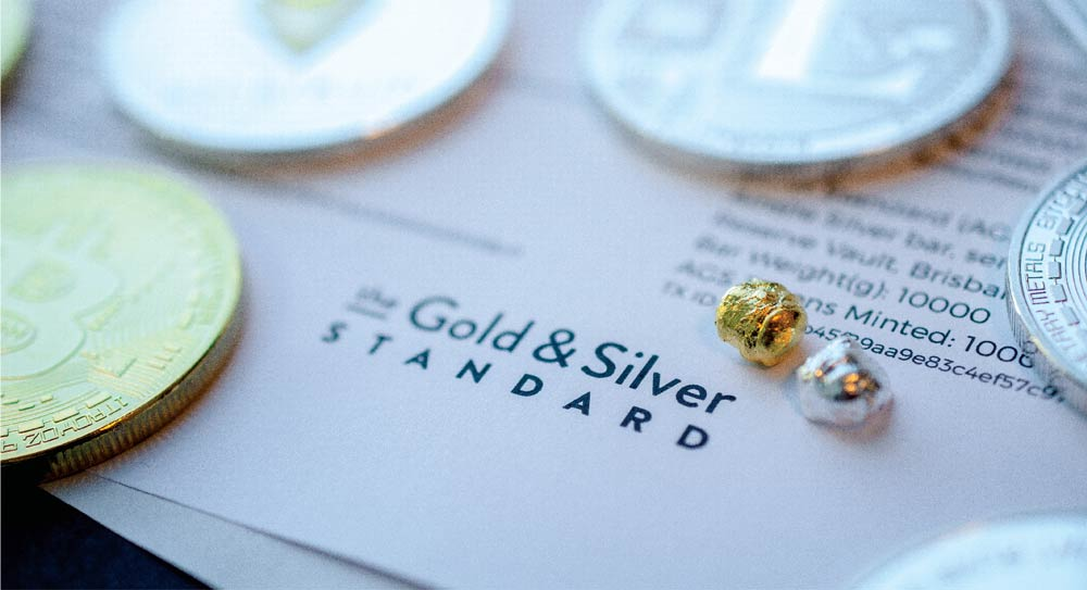 Metex Exchange lists Gold Standard and Silver Standard