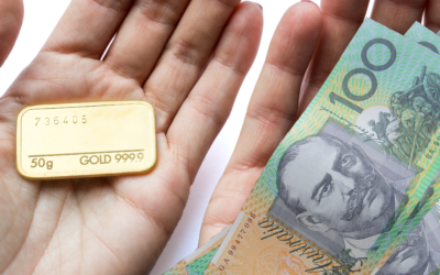 Gold and Silver Tokens Australia