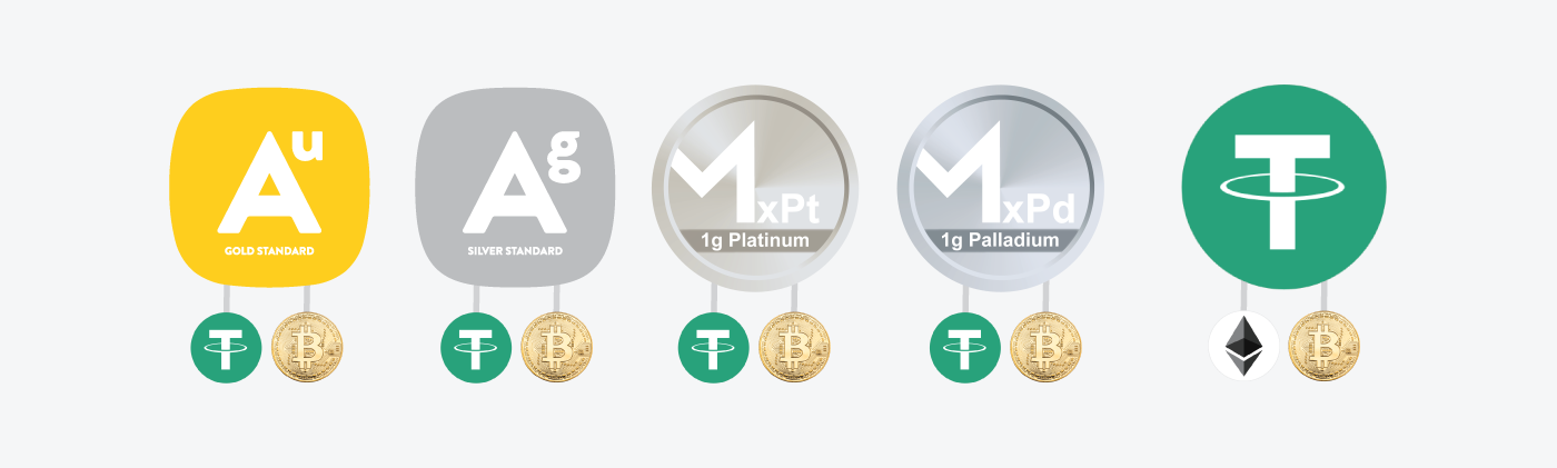 Metal Tokens Image